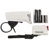 Trelock LS350 I-go Sport + LS710 Reego Zestaw oświetlenia biały